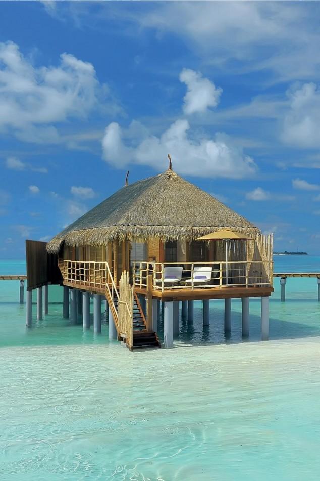 Мальдивы, отель Constance Moofushi Resort
