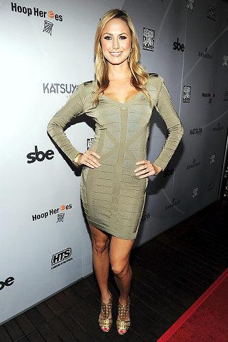 Stacy Keibler Herve Leger