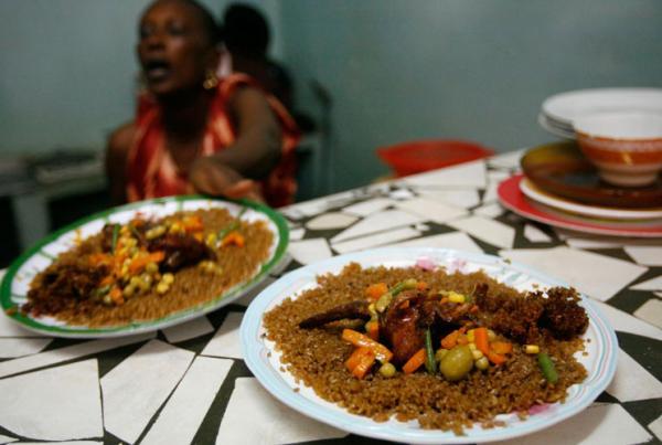 африканские блюда