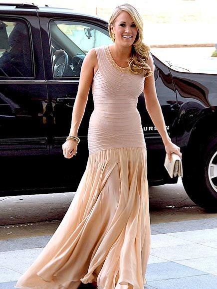 Carrie Underwood Herve Leger
