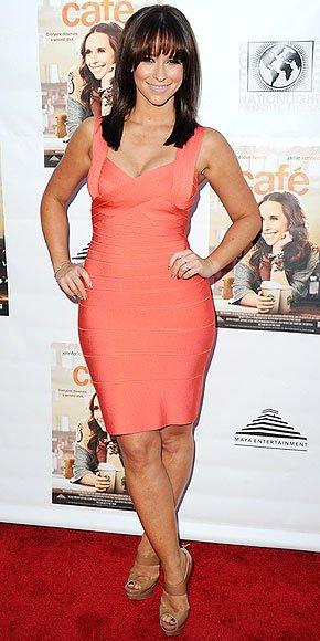 Jennifer Love Hewitt Herve Leger
