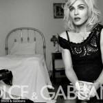 Madonna в рекламных кампаниях Dolce & Gabbana