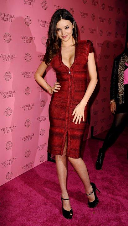 Miranda Kerr Herve Leger