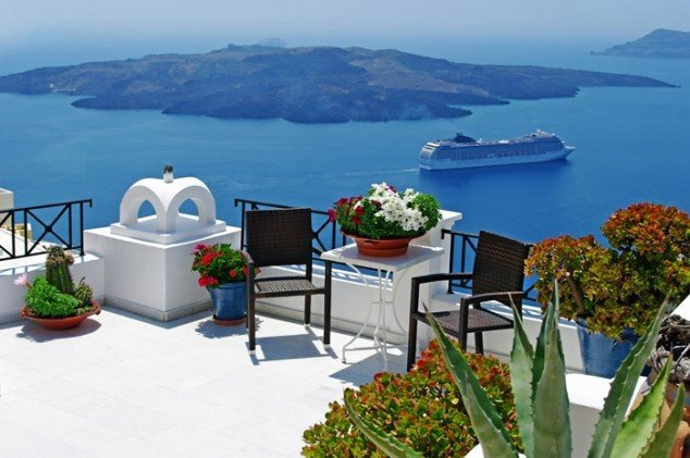 Греция, о.Санторини