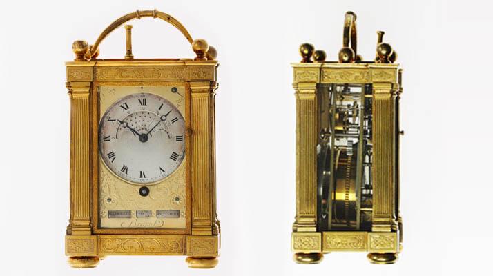 Часы Breguet Наполеона