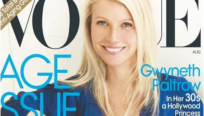 gwyneth paltrow vogue