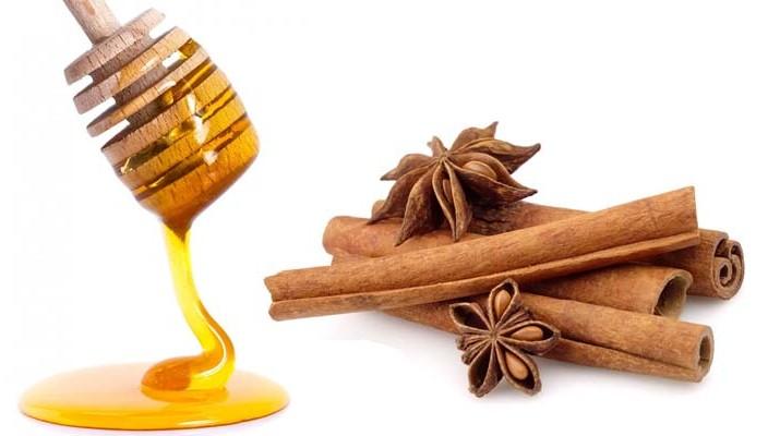 мед с корицей
