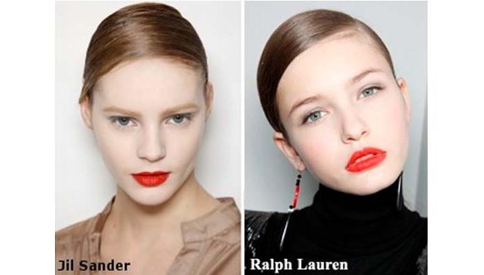 makeup тенденции