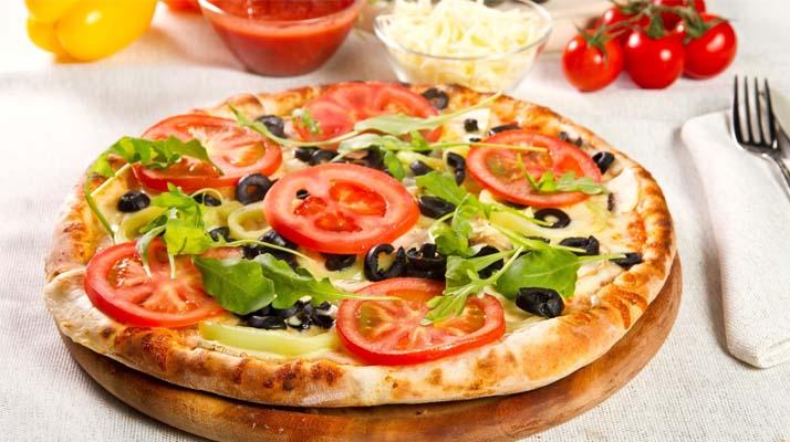 pizza вкусно