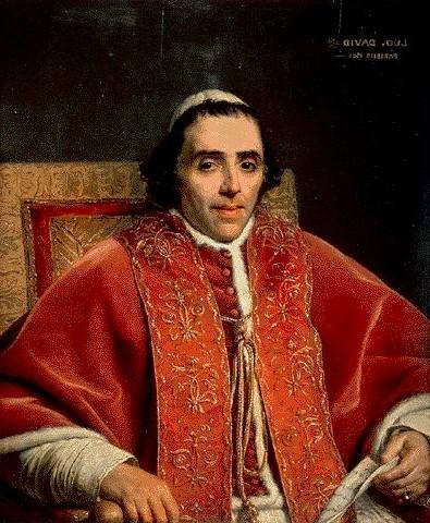 римский папа Пий VII