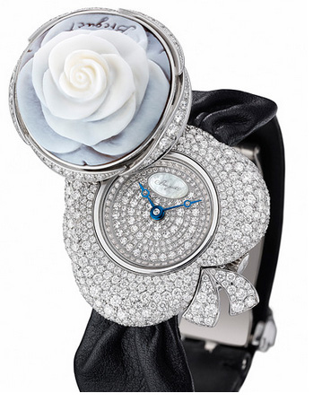 Breguet High Jewellery watches line