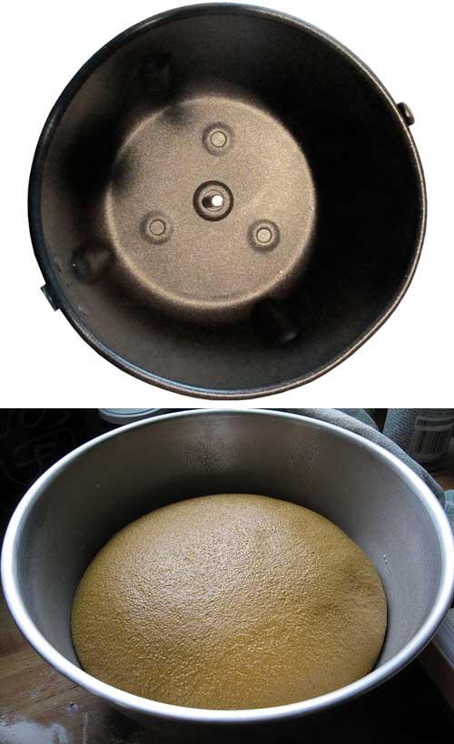 чаша для хлебопечки