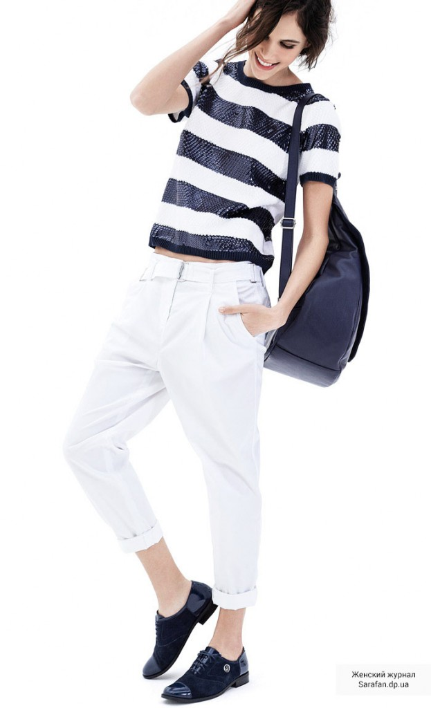 Armani Jeans Woman Spring Summer 2015