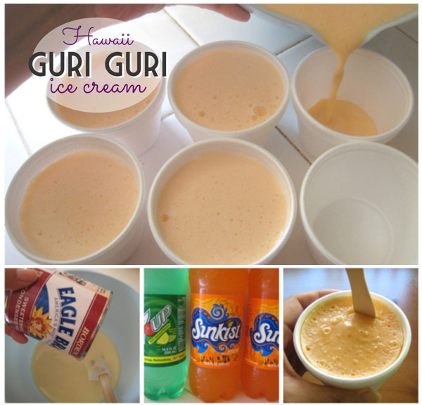 guri-guri ice cream гури гури мороженое